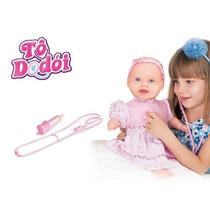 Boneca Tô Dodói Com Acessórios - Super Toys