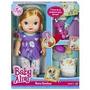 Boneca Baby Alive Bons Sonhos Loira A8348 Hasbro + Brinde