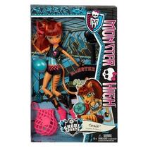 Boneca Monster High Ghoul Sports Toralei