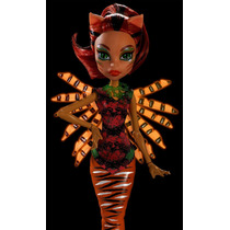 Monster High Great Scarrier Reef Glowsome Ghoulfish Toralei