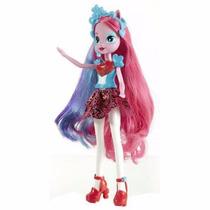 Boneca Rainbow Rocks Equestria Girls Pinkie Pie - Hasbro