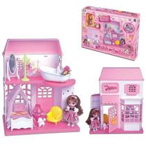 Casa De Boneca Casinha Dos Sonhos Princesa Suite 680-3