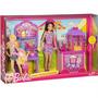 Barbie Pipocas E Recordações Da Feira - Vem Com A Skipper
