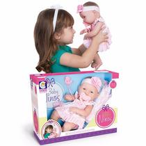 Boneca Baby Ninos Cotiplás Lançamento 2015 Promoção