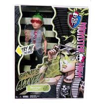 Boneca Monster High Deuce Gorgon Olhar Assustador Mattel