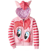 My Little Pony - Blusa/casaco/moletom Pinkie Pie