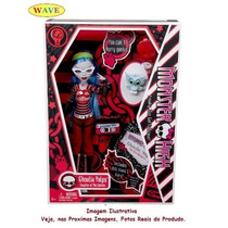 Monster High Ghoulia Yelps 2010 Original Mattel