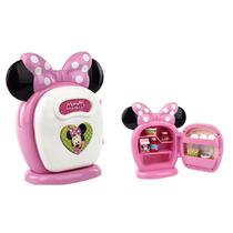 Brincando De Casinha Geladeira Da Minnie Zippy Toys Mn15006