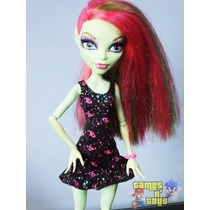 Boneca Monster High Venus Mcflytrap Mattel