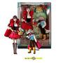 Boneca Chapeuzinho Vermelho Barbie Collector Original Mattel