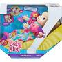 Boneca Baby Alive Bebê Manhosa Loira A8350 Hasbro+brinde