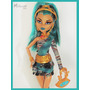 Boneca Nefera De Nile - Wave 1 Monster High