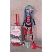 Monster High Ghoulia Yelps Clássica