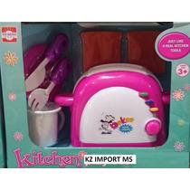 Torradeira Brinquedo Infantil Menina, Barato, Melhor Preço !