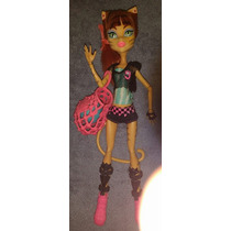 Boneca Monster High Esporterror Toralei
