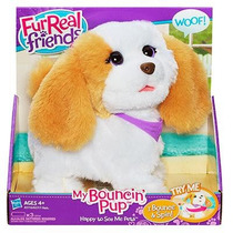 Brinquedo Hasbro Furreal Friends My Bouncin
