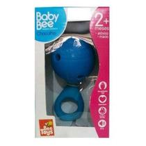 Baby Bee Chocalho Bola - Bee Toys
