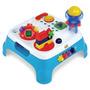 Mesa Maxi Atividades Azul Magic Toys Mesinha Bebe