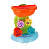 Brinquedo Para Banho Bebê Gira Gira Aquático Dican