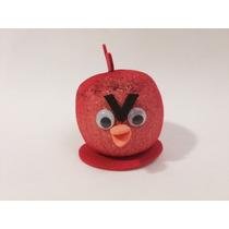Angry Bird Ecológico Festa Infantil Com 10 Un Cresce Cabelo