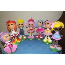 Bonecas Lalaloopsy Em Eva 3d