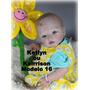 Bebê Reborn Ketlyn Ou Keirrison -boneca Que Parece Bebê Real