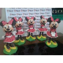 Boneca Minnie Em Eva 3d
