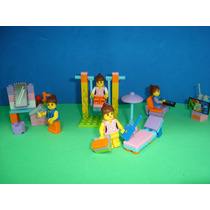 Casa Da Árvore Parque De Diversão Salão De Beleza Lego