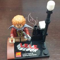 Sam Modelo 2 Senhor Dos Anéis - Lele Compatível Com Lego