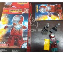 Iron Man Homem De Ferro Decool Compatível Com Lego Mark 33