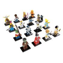 Lego Minifigures 8804 Series Iv Coleção Completa, Nova!