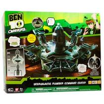 Ben 10 - Omniverse - Centro De Comando Intergaláctico Dos En