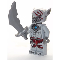 Lego Boneco Winzar Espada - Legends Of Chima - Frete R$5,00
