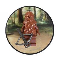 Lego Minifigures Star Wars Chewbacca 850639 Imã Geladeira