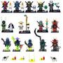 Lego Ninjago Ninjas - Pronta Entrega