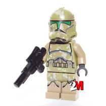 Lego Boneco 41st Kashyyyk Trooper Star Wars Frete R$5,00