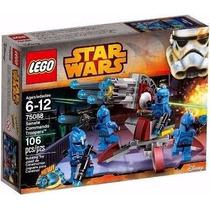Lego Star Wars 75088 Senate Commando Troopers Lançamento