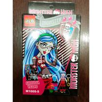 Ghoulia Yelps Monster High Jlb Compatível Com Lego
