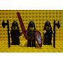 Lego Castle 3 Soldados Exército Escorpião - Frete Grátis!