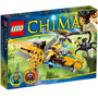 Lego Aviao Duas Helices Lavertus Legends Of Chima Aventura