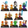Lego Dragon Ball Z - Boneco Goku Piccolo Vegeta Gohan