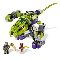 Dente De Víbora Mecânico Ninjago Similar Lego