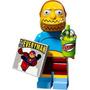 Lego Simpsons 2 Comic Book Guy Lacrado E Novo - By Tbc