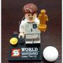 World Cup Futebol Alemanha - Sluban Compatível Com Lego