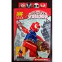 Spider Man Homem Aranha - Lele Compatível Com Lego 01