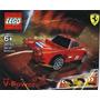 Conjunto Lego Shell - Ferrari 250 Gt Berlinetta - Novo