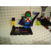 Miss Marte A Megan Young Justice Jlu = Lego Marciana