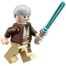 Lego Original Star Wars Obi Wan Ben Kenobi - Frete R$ 6