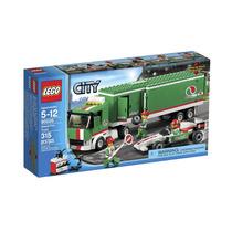 Lego City 60025 Grand Prix Truck - 315 Pç