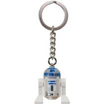 Chaveiro Lego Star Wars R2-d2 851316 Pronta Entrega